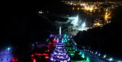 La Cascata monumentale di Leuca (foto Pejrò)