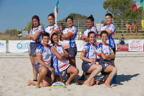 Le ragazze del Salento Rugby