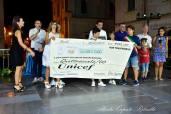Consegna assegno a Unicef