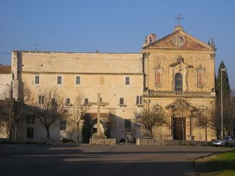 Convento e chiesa della Madonna della Grazia - Galatone