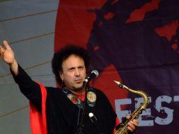Enzo Avitabile in concerto a Nardò