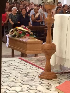 funerale Jasmin quintero