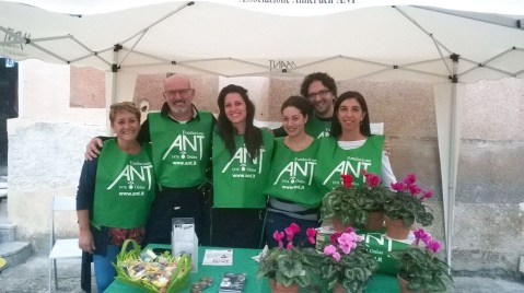 I volontari dell'Ant Nardò