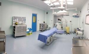 Sala operatoria al Pispico di Poggiardo (2)