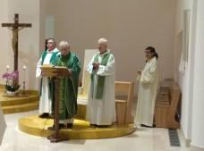 Don Albino De Marco, don Antonio Schito e don Decio Merico