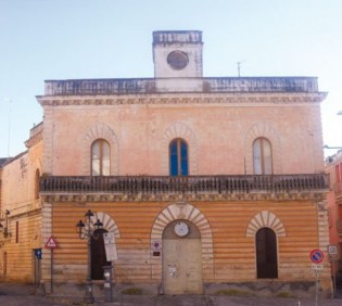 Ex caserma dei carabinieri