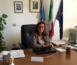 La dirigente Maria Grazia Cucugliato