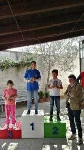 Premiazione Ambra Giannachi