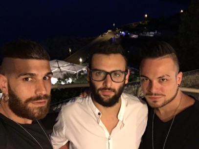 I Black soul trio - Matteo Cazzato, Aldo Torsello e Davide Donadei