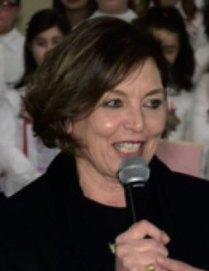 La dirigente Giovanna Marchio