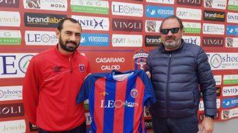 Carlo Vicedomini e il presidente Totaro