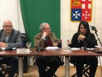 Figilo a Gallipoli con Adelmo Gaetani e Simona Ronadi
