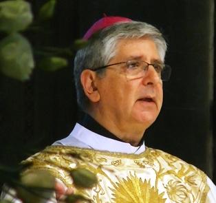 Il vescovo Fernando Filograna