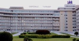 """L'ospedale """"Vito Fazzi"""" di Lecce"""