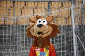 Wolfy, la mascotte del Lecce