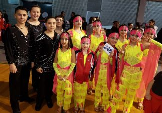 fawi professional dance
