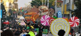 Carnevale aradeino 2018