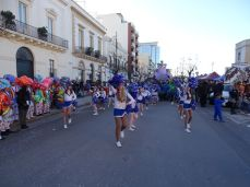 Le cheerleaders di Alezio