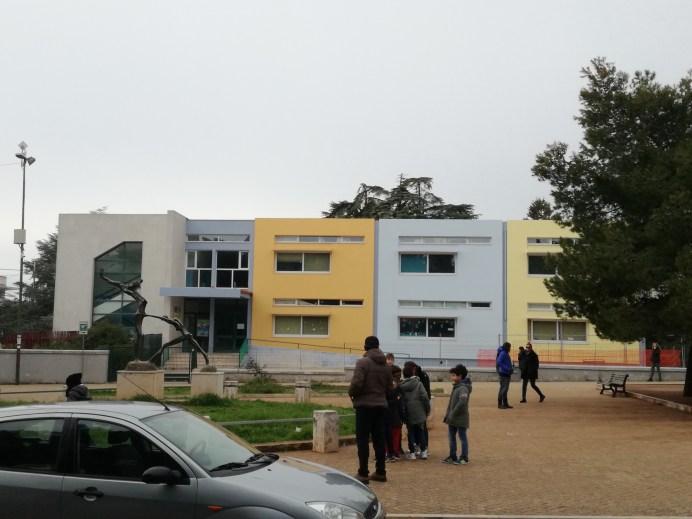 Scuola via Messina - Casarano