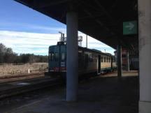 La stazione di Gagliano del Capo