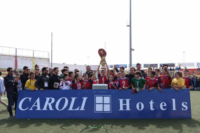 Trofeo Caroli 2017 - Tor Tre Teste