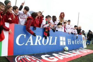 La vittoria del Milan al Trofeo Caroli Hotels Under 14 - Gallipoli