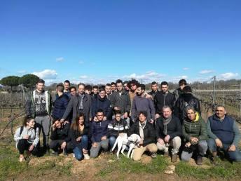 """Studenti del """"Presta"""" di Lecce"""