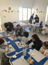pranzo con i bambini della materna - patù (2)