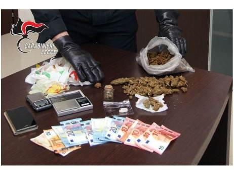 Droga Sannicola - arresto Antonio Misciali