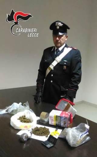 Droga Sannicola - arresto Salvatore De Matteis