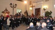 Casarano - processione Venerdì santo (foto Pejrò)