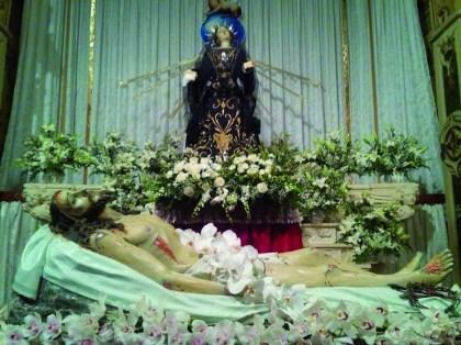 Venerdì santo a Casarano (foto Pejrò)