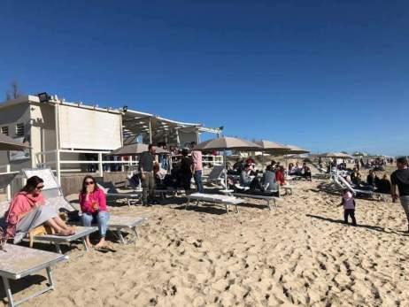 Gallipoli Pasqua 2018 lidi