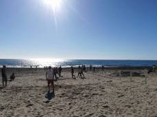 Gallipoli spiaggia pasqua 2018