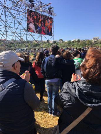 Papa Francesco ad Alessano per don Tonino Bello4