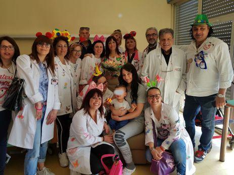 2 bis Donazione Pediatria Gallipoli