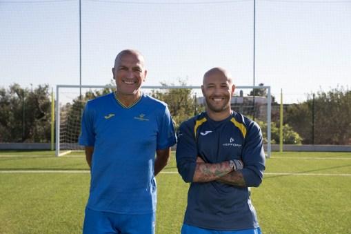Pasquale Bruno ed Ernesto Chevanton