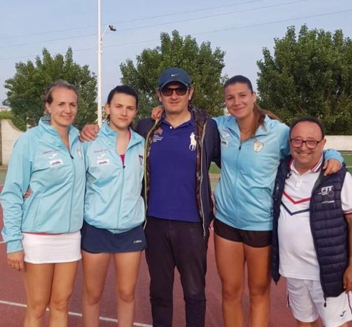 Vanessa Pinto, Rebecca Greco, Maurizio Greco, Andreina Pino, Cosimo Pino