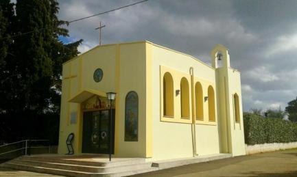 Sannicola, chiesa della consolazione