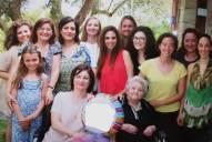 Nonna Amelia Lerario e i suoi parenti