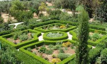 Giuggianelo, orto botanico