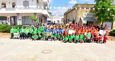 Il gruppo dei bimbi della Scuola Primaria