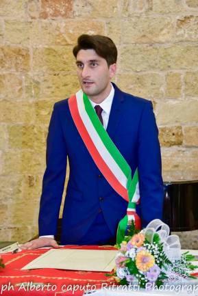 Il vice-sindaco Antonio Nassisi (foto di Alberto Caputo Ritratti)