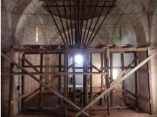 20 - San Pietro dei Samari, interno della chiesa vista dall'abside