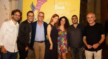 """Chiara Galiazzo """"al centro) e Gino Castaldo (a destra)"""