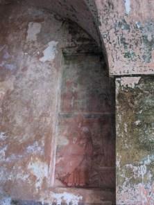 Vereto, il dipinto murale (1)
