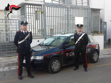 Carabinieri Melissano