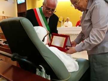 Collepasso, i 100 anni di Suor Oronzina Conte