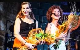 Rosanna Cancellieri e Cinzia Leone