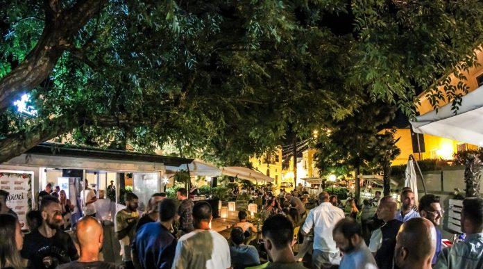 Una serata a La Villetta